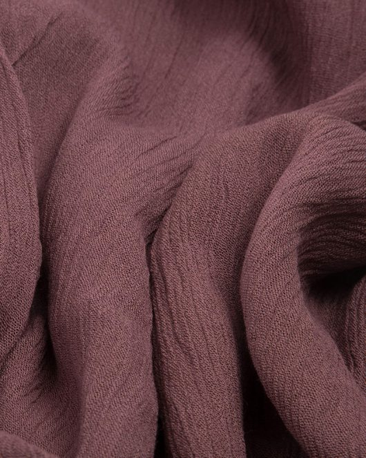 rayon hijab scarf in mulberry