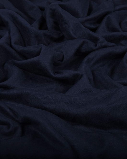 cotton jersey hijab in navy