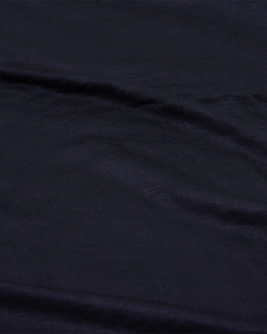 luxe jersey hijab in navy