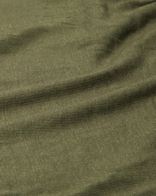 luxe jersey hijab in olive