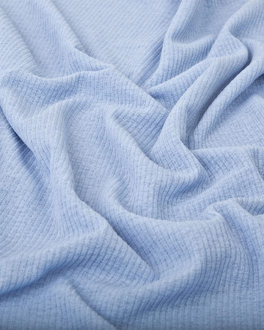 ribbed jersey hijab scarf in sky